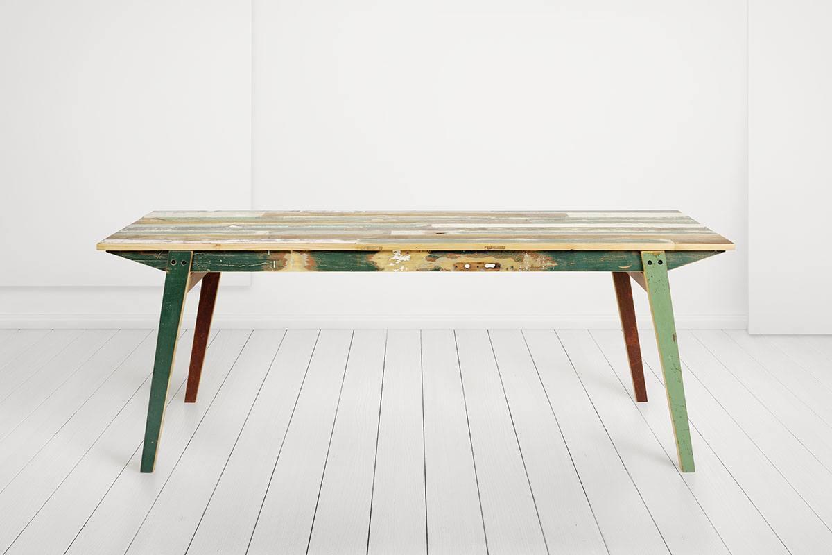 Tisch 6 - Frontal