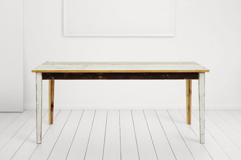 Tisch 3 - Frontal