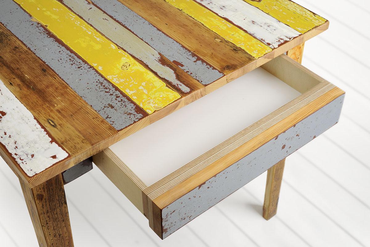Tisch 4 - Detail 1