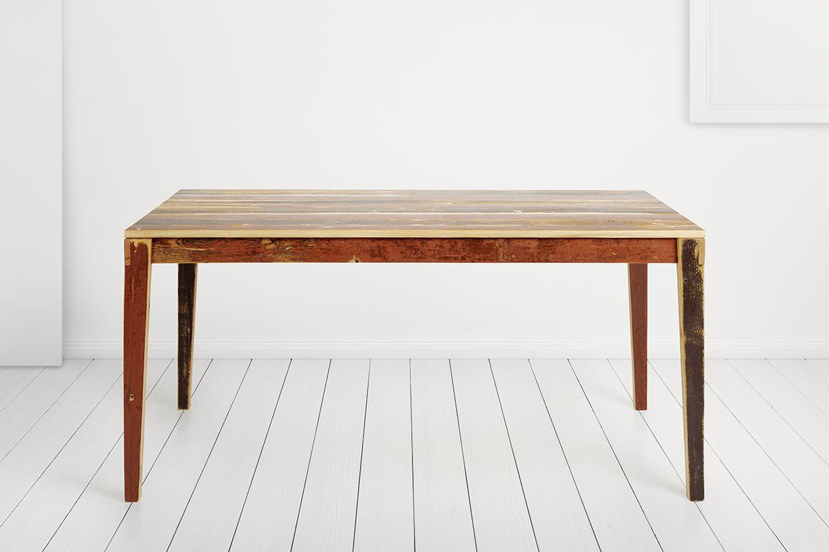 Tisch 7 - Frontal