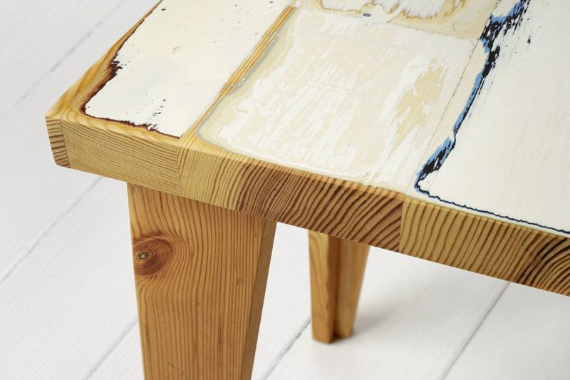 Hocker 1 - Detail 1