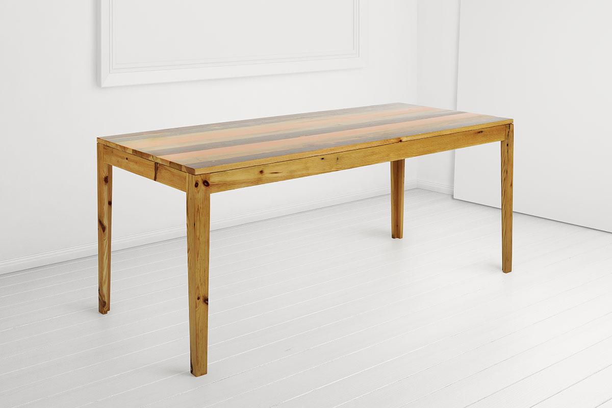 Tisch 8 - Perspektivisch