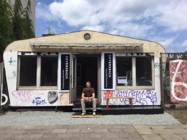 Wie Wir Unseren Ersten Showroom Und Shop Eröffnen Geyersbach