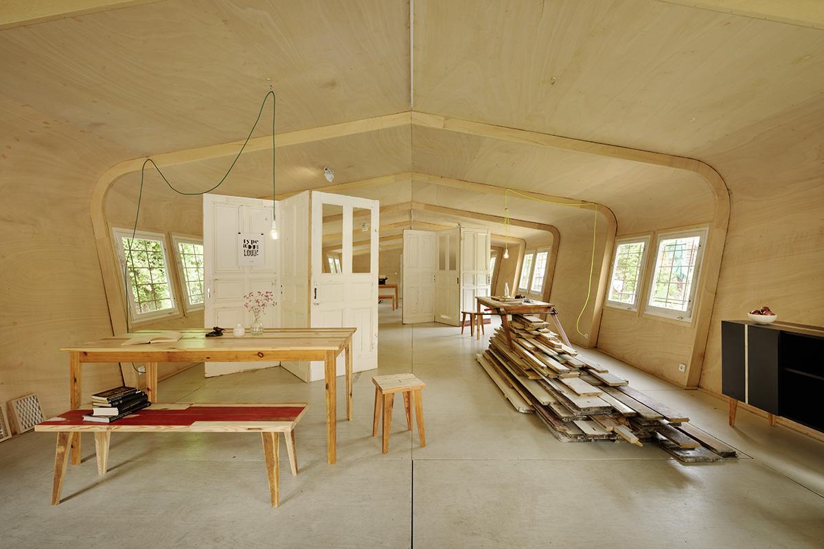 dielenm bel upcycling aus berlin geyersbach. Black Bedroom Furniture Sets. Home Design Ideas